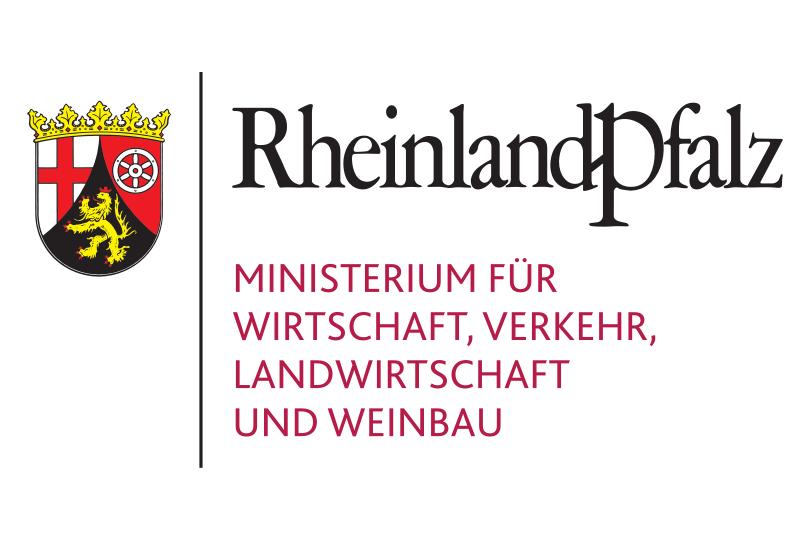 Logo Ministerium für Wirtschaft, Verkehr, Landwirtschaft und Weinbau